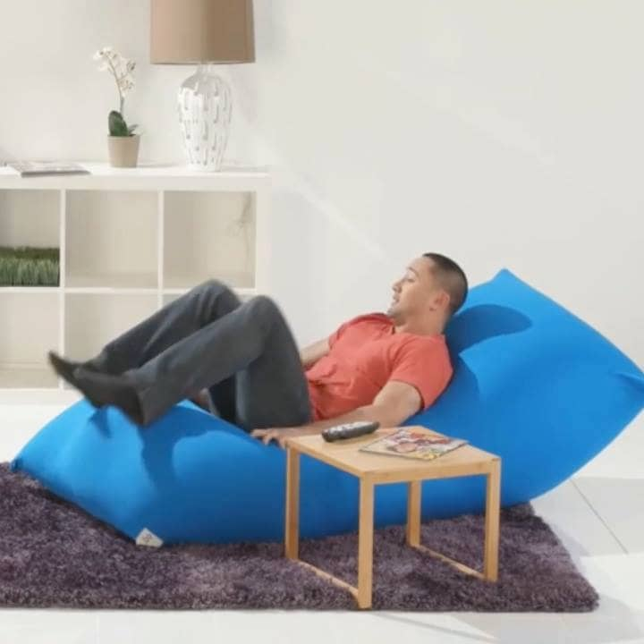Stupendous Yogibo Bean Bag Converts Into Chair Couch Bed And Recliner Inzonedesignstudio Interior Chair Design Inzonedesignstudiocom