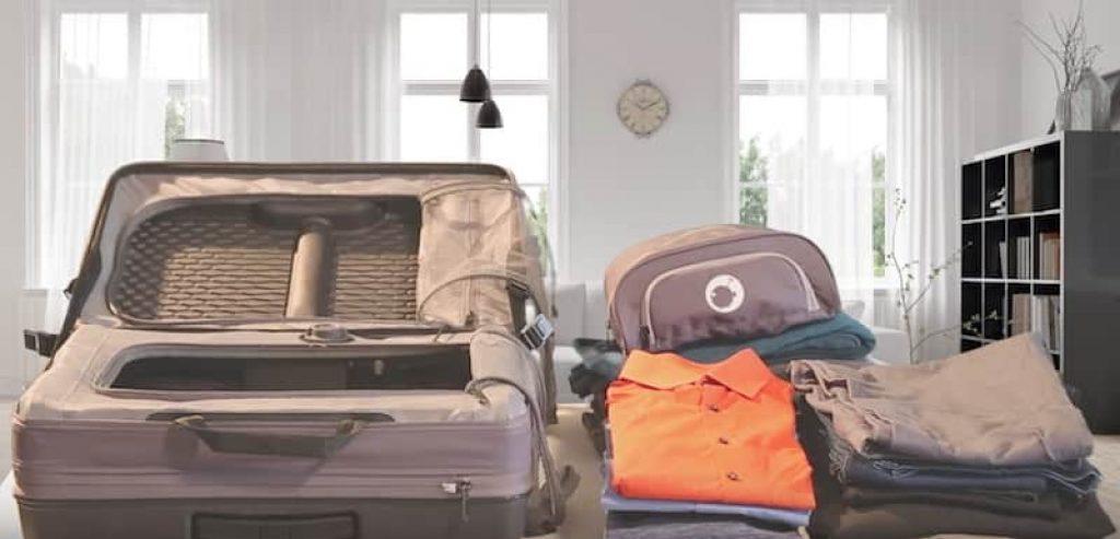 FUGU Collapsible Luggage