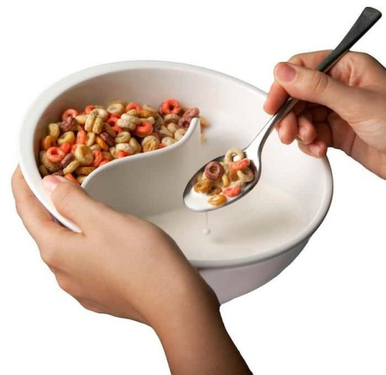 Obol the never soggy cereal bowl impressive things obol never soggy cereal bowl ccuart Choice Image