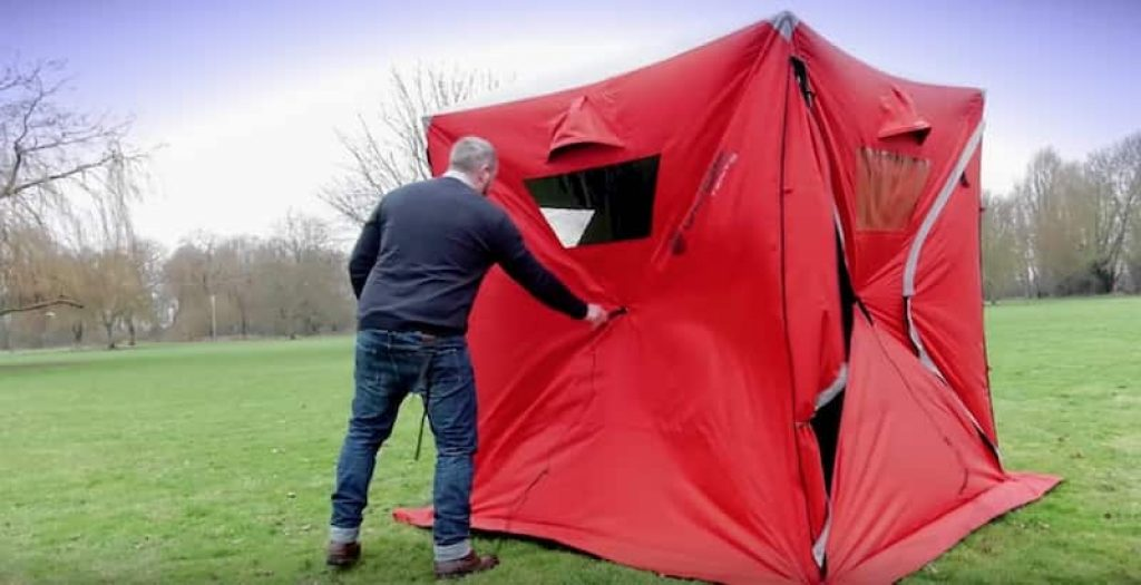 Qube Tents For Cu0026ing & Qube Tent u0026 Specifications