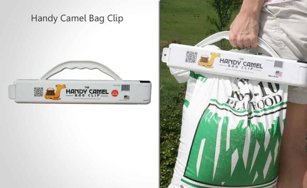 Handy Camel Bag Clip: Seal Giant Heavy Bags With Ease