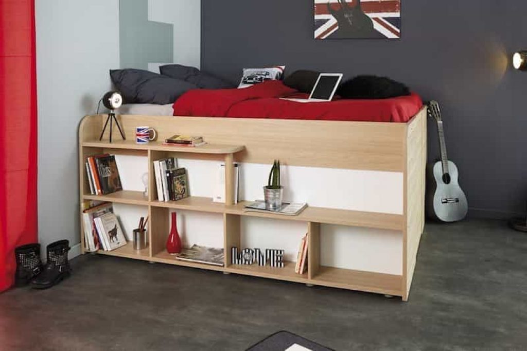 Parisot Space Up Bed A MashUp Of A Bed And A Closet - Parisot bedroom furniture