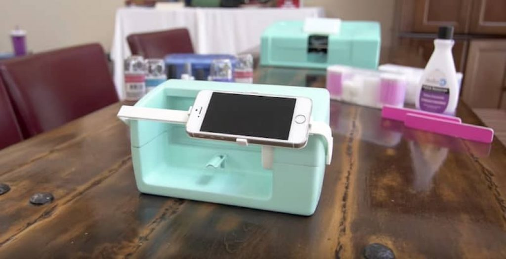 Nailbot Custom Art Printer