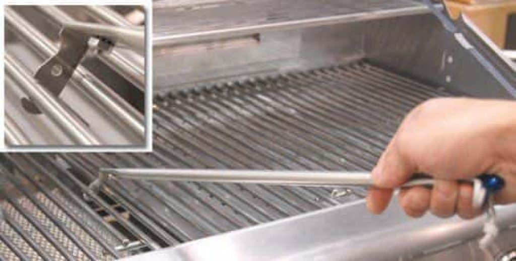 GrillFloss Grill Cleaner