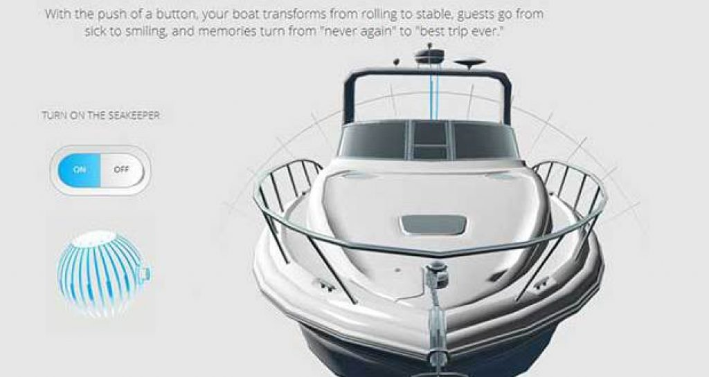 Seakeeper: This Thing Eliminates Boat Roll And Stabilizes Your Boat