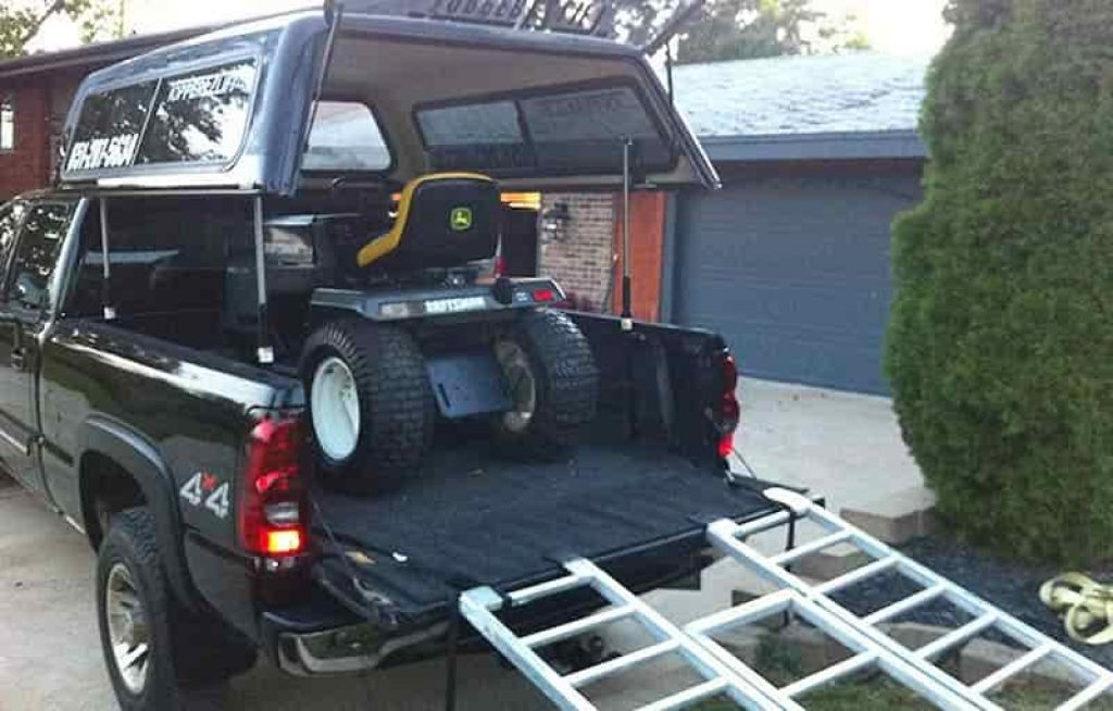 This truck bed topper extends your space