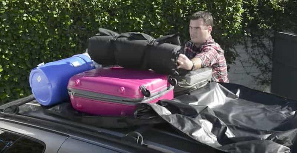 Keeper Cargo Bag